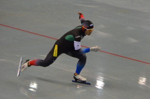 第24回全日本スピードスケート距...